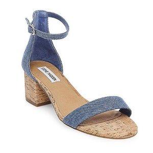 Steve Madden Denim Sandals
